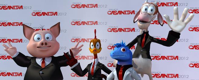 Nominada Mejor Película y Mejor Director 2011
